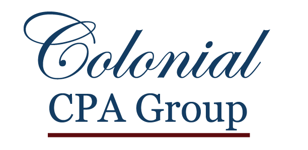 Colonial CPA Group logo
